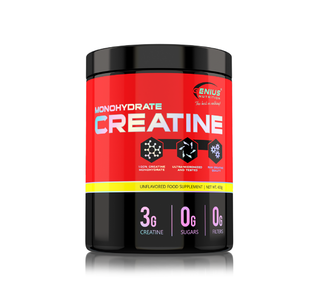 Genius Nutrition Creatine Monohydrate